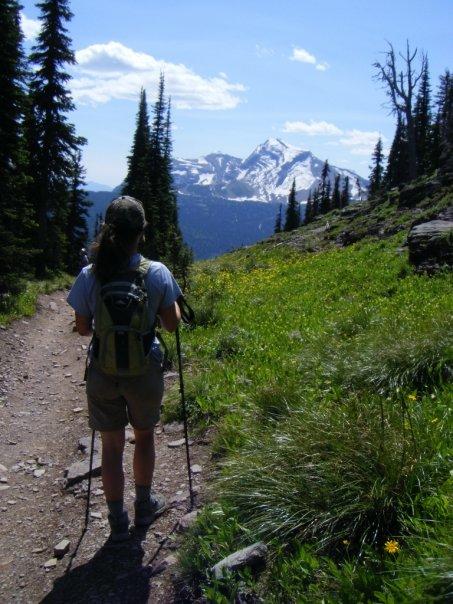 Glacier Highline Trail