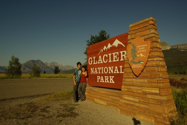 glacier national park. Glacier National Park Photo