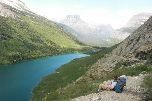 Gunsight - Glacier National Park Backpacking