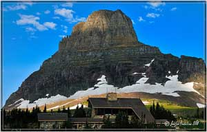 Logan Pass Vistors Center