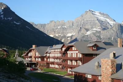 Many Glacier Hotel Reviews By Actual Visitors Gnp Travel Guide
