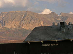 East Glacier Montana Hotels Lodging