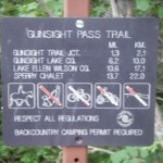 Gunsight Pass Hiking Guide