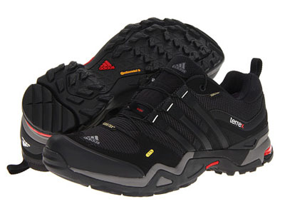 adidas terrex fast gtx shoes in black