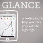 Track Wildlife Sightings On Your Phone Using GLANCE