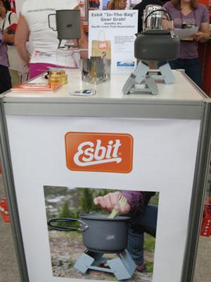 esbit stand or 2013