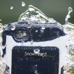 Protect and Charge your iPhone with the Ferocious Snow Lizard Phone Case