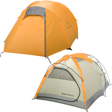 Black Diamond Stormtrack Best 4-season tents