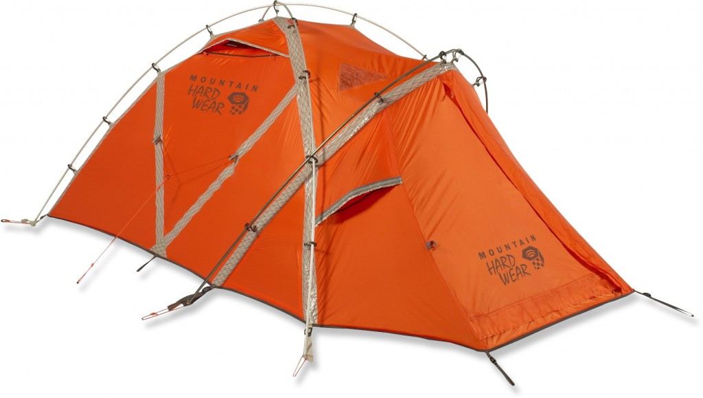 Mountain Hardwear EV 2 Four-Season Tent For High-Altitude Winter C&ing  sc 1 st  Glacier National Park Travel Guide & Best Five Four-Season Tents For Winter Camping | GNPTG