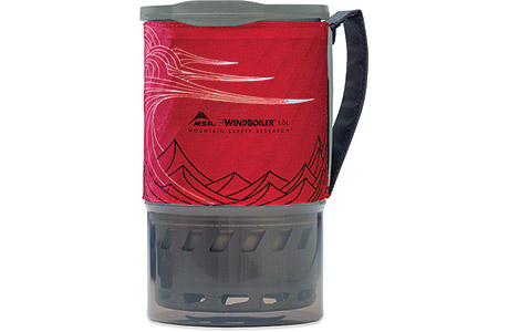 MSR Windboiler Lightweight Backpacking Stove