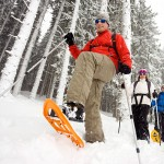 Make the most of Winter with Snowshoe Walks through Glacier National Park