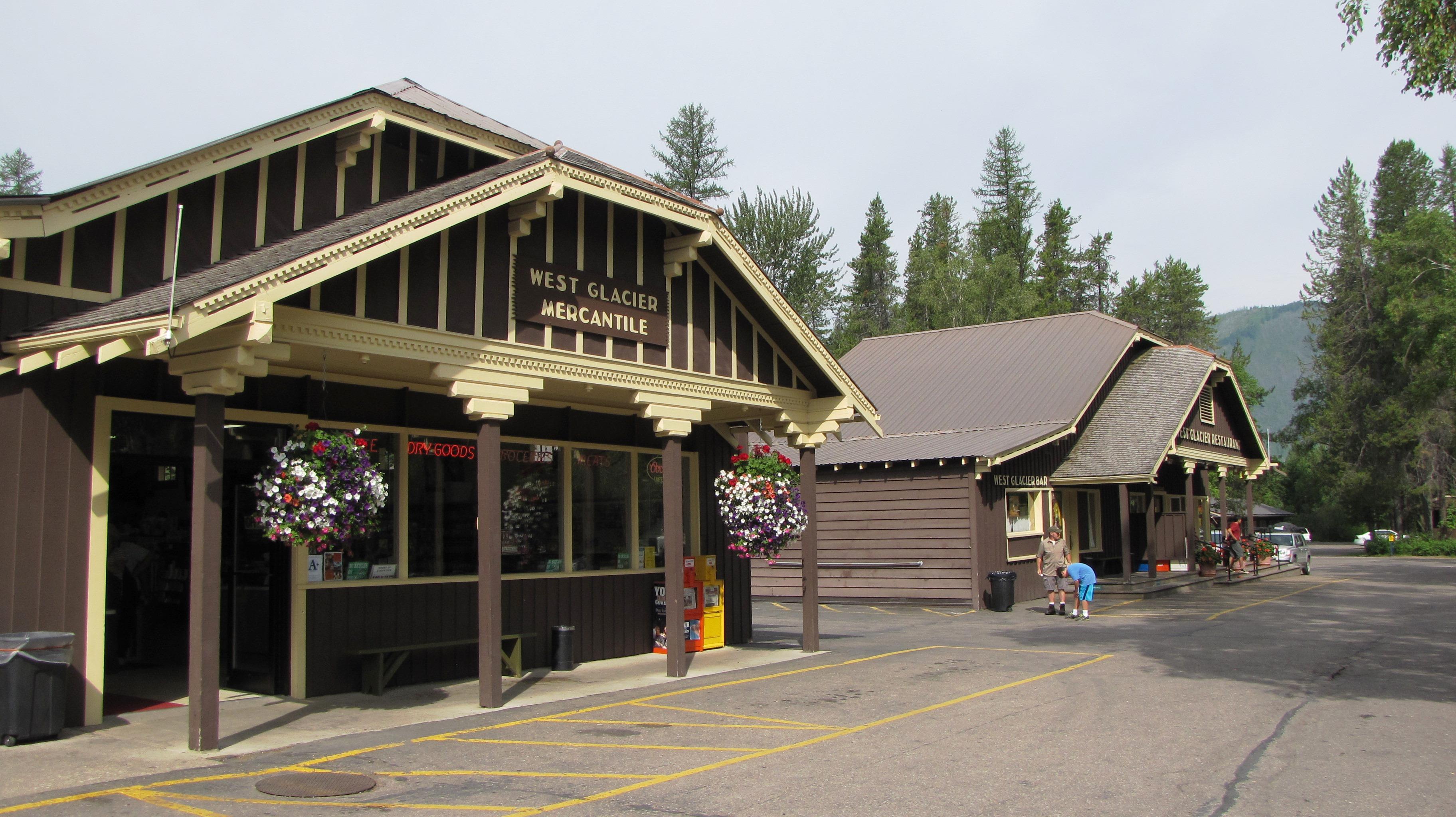 The Future Of West Glacier Village Glacier National Park
