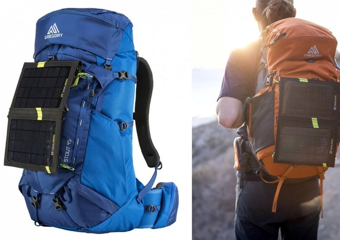 Goal Zero & Gregory Solar Backpacks | Outdoor Backpacking Gear Review