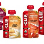 Get a Taste of Real Food Anywhere with Clif Organic Energy Food