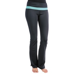 Cozy Orange Gemini Yoga Pants