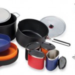 Eat Like a King Anywhere with the MSR Flex 4 System Cookset