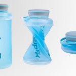 The Innovative Hydrapak Stash Water Bottle