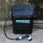 Shower Anywhere with the RinseKit!