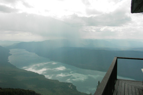 Mount Brown Lookout
