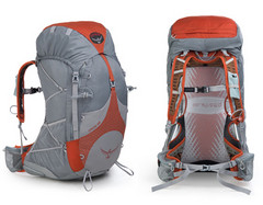 osprey exos ultralight backpack