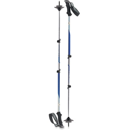 black diamond contour elliptical trekking poles