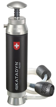 katadyn pocket water filter