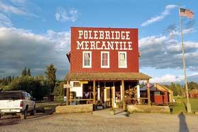 Polebridge Mt Mercantile