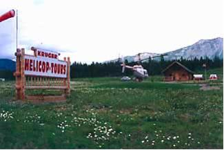 kruger helicopter tours