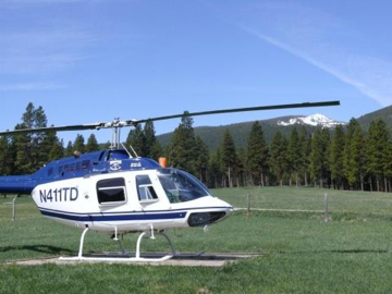 triple creek helicopter tours