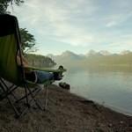 glacier national park camping
