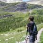 glacier national park hiking beautiful