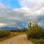 polebridge montana road