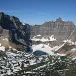 iceberg lake a top glacier national park hike video 21221892