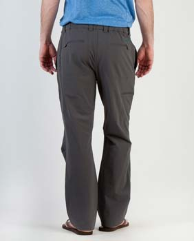 back of stio crester pants