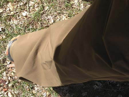 crester pants from behind