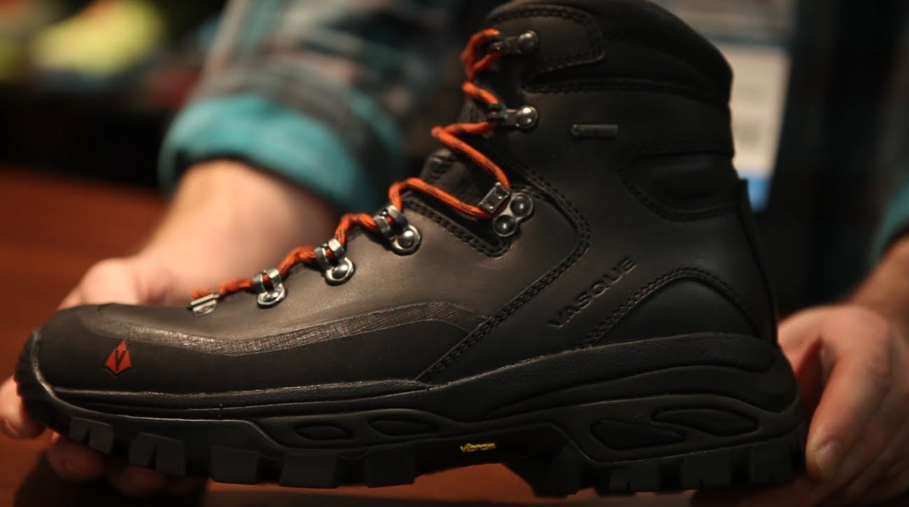 361d096cec67 Vasque Eriksson GTX Backpacking Boots  Our First Look Review