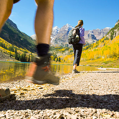 Maroon Bells Best Fall Hikes