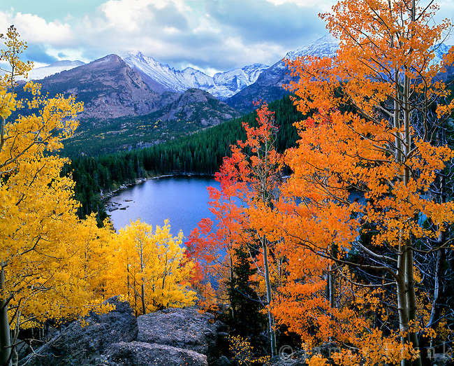 Rocky Mountain National Park Fall Hike