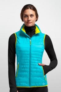 MerinoLOFT Helix Wool insulated Vest