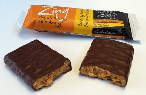 Zing Protein Bars For Hiking and Backpacking