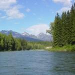 North Fork Flathead Area Glacier National Park
