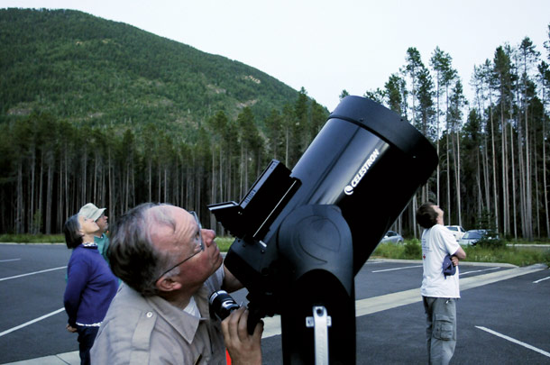 12241 c star gazing