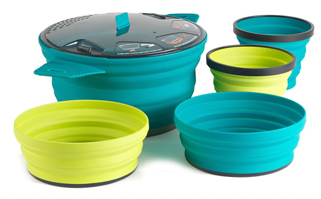 Sea to Summit X Series Cookset