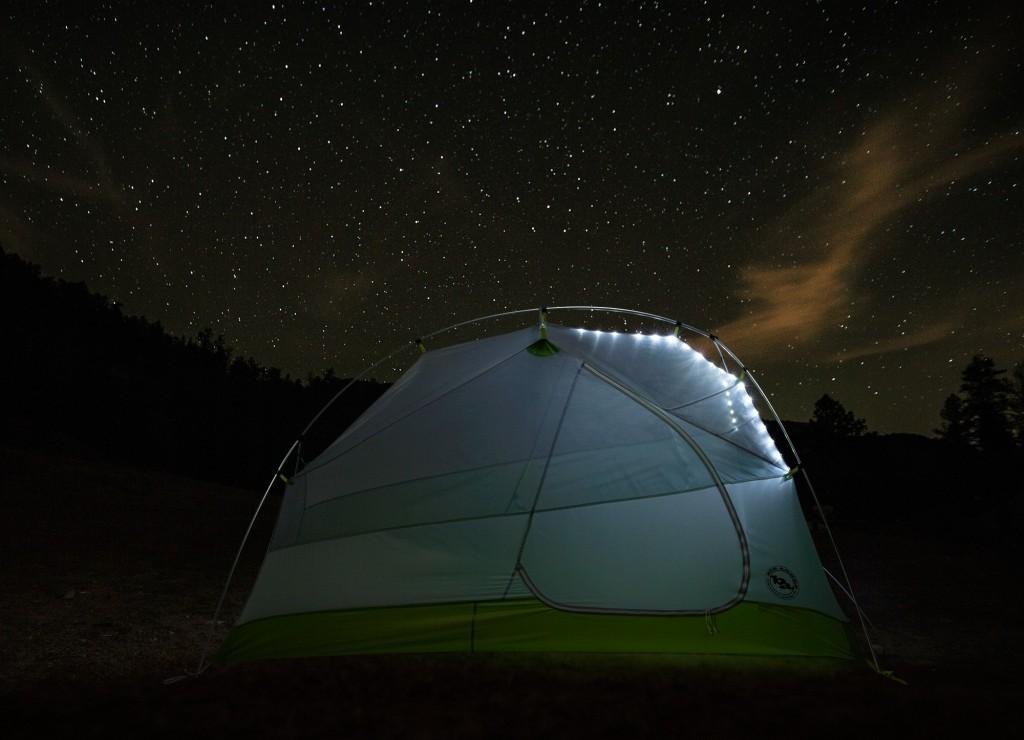 Big Agnes Rattlesnake SL 2 mtnGLO Tent